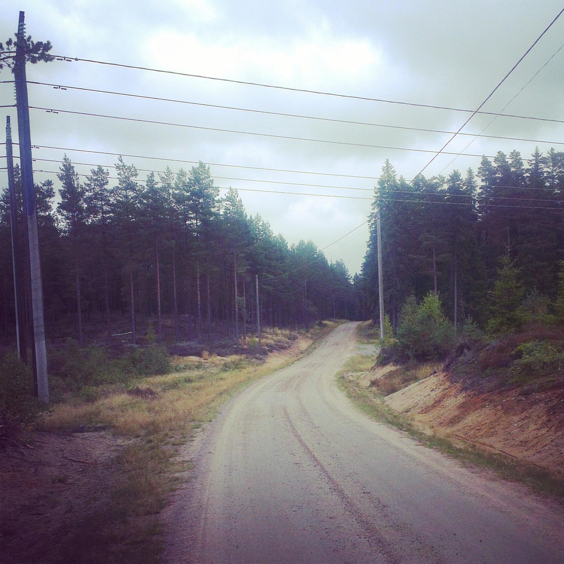 Grusväg