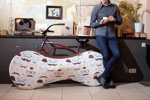 VeloSock är en en strumpa anpassad för att du som cyklist ska kunna förvara din cykel smidigt i din lägenhet, villa eller annan bostad.