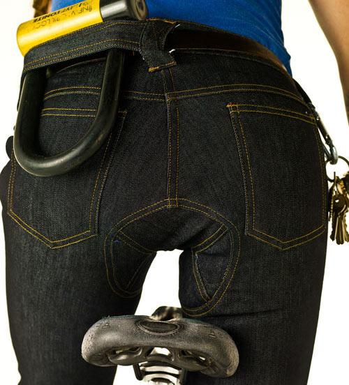 RYB Denim, jeans tillverkade för att passa kvinnor som cyklar.