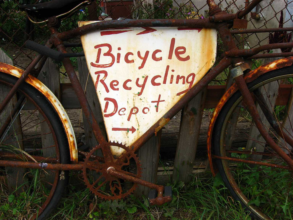 Bicycle Recycling Depot