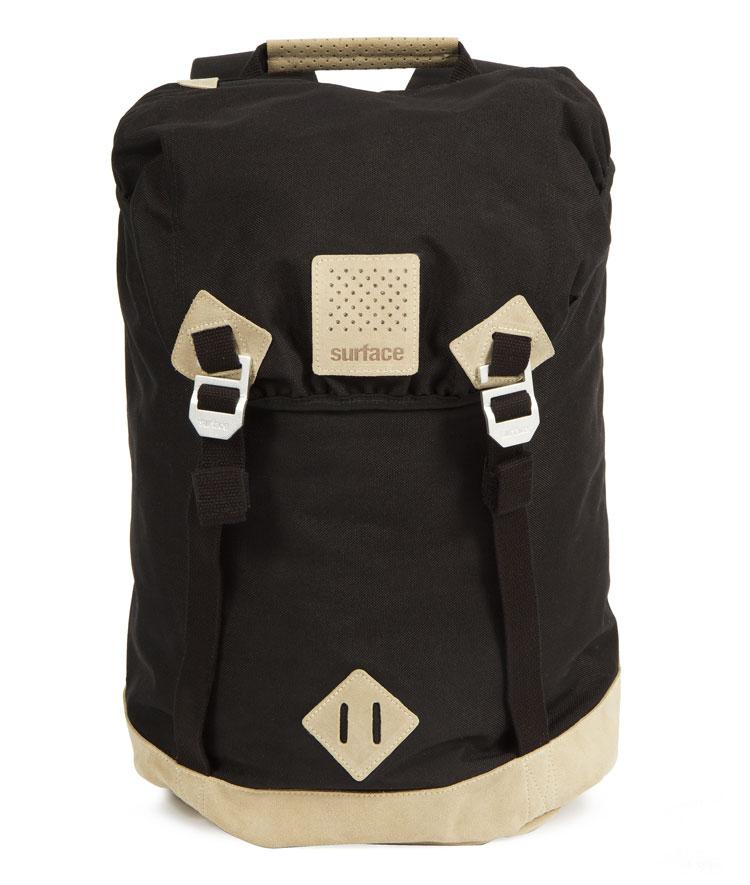 Ryggsäcken Carrypack från Surface Clothing är speciellt anpassad utifrån cyklisters behov av skak- och stöttåliga väskor.