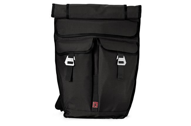 Chrome Pawn, en ryggsäck för cyklister, i svart.