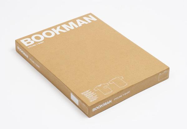 Bookman Cycling T-shirt kommer (som alltid) väl paketerat i en snygg låda.