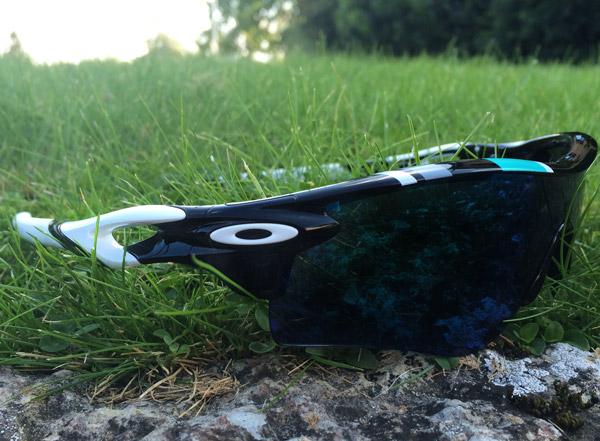 Oakley Radarlock ventilationskanaler