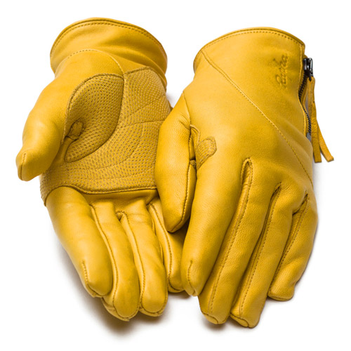 Rapha Women's Leather Town Gloves