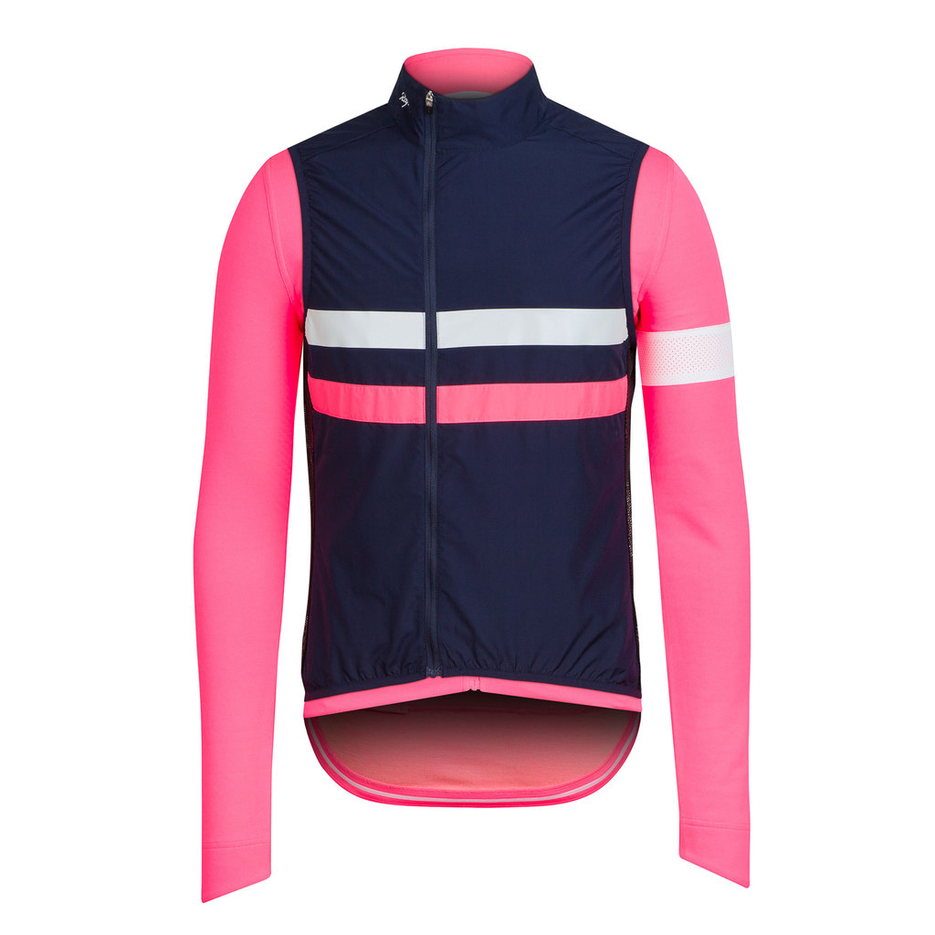 Rapha Long Sleeve Brevet Jersey & Gilet