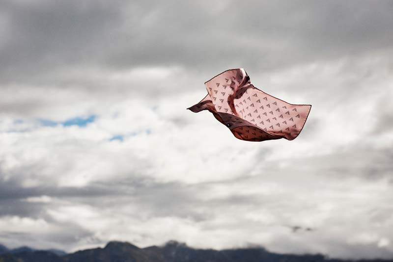 Scarf från Cima Coppi av Rapha