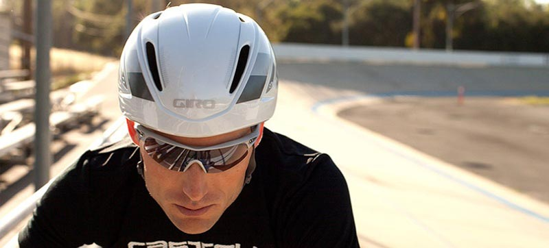 Cykelhjälm från Giro