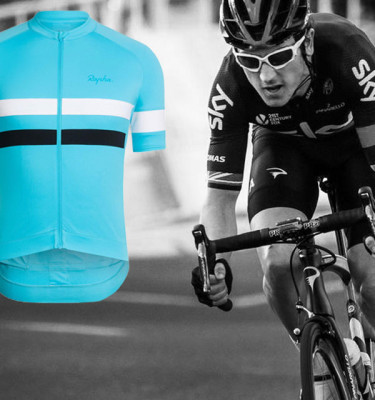 Team Sky Training Jersey & Geraint Thomas